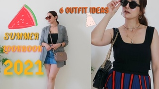 Summer Outfit Ideas || Wearable Fashion Lookbook (Part 2)By Monika