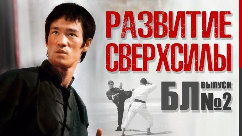 Развитие сверхсилы Брюса Ли в реальном бою Переосмысление боевых методик тренировки и медитация