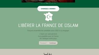 Libérer la France de l'Islam   Réveille toi !