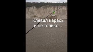Рыбалка на ДОНУ 1 мая. КЛЕВАЛ КАРАСЬ И НЕ ТОЛЬКО...По весне на Дону 2021.
