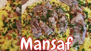 "How to make ""Mansaf"" traditional Arab dish | Check in Israel | VietNamDreams"
