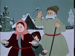 В некотором царстве. По щучьему велению.  Советские мультфильмы  Старые добрые сказки для детей