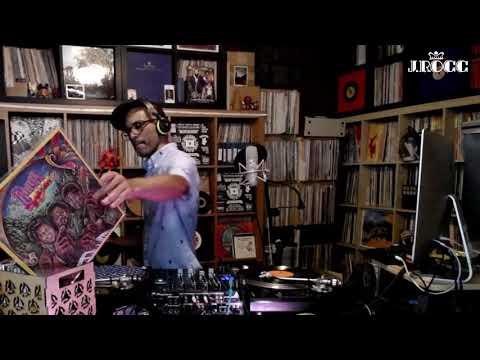 Vinyl Factory Live J Rocc