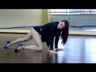 Strip dance choreo | christina aguilera fall in line ft. demi lovato