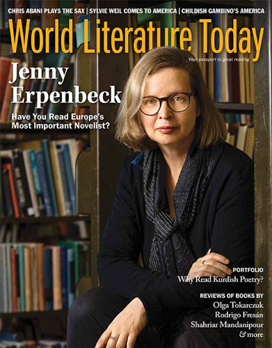 World Literature Today - JulyAugust 2018