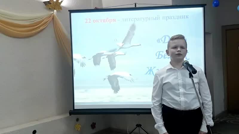 Н. Найденова Пусть небо будет голубым!, исполняет Максим Алёшин