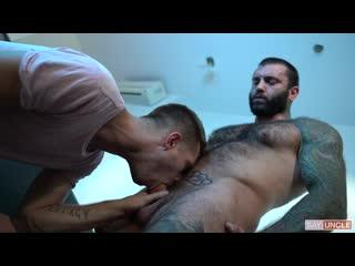 SayUncle X DadCreep – Uncle Romeo – Markus Kage, Benjamin Blue, Romeo Davis – Bareback