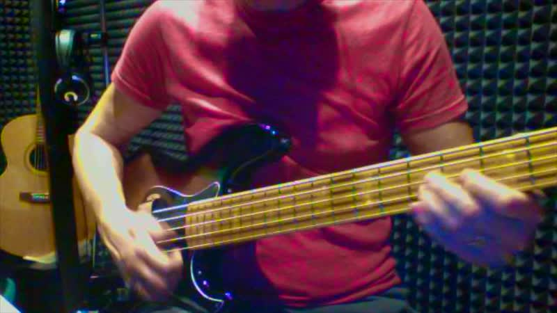 Jazz Bass Marcus Miller 5 USA