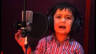 СУПЕР 4 летный Узбек ЗАЖИГАЕТ на Фарси! талант маладси патсан