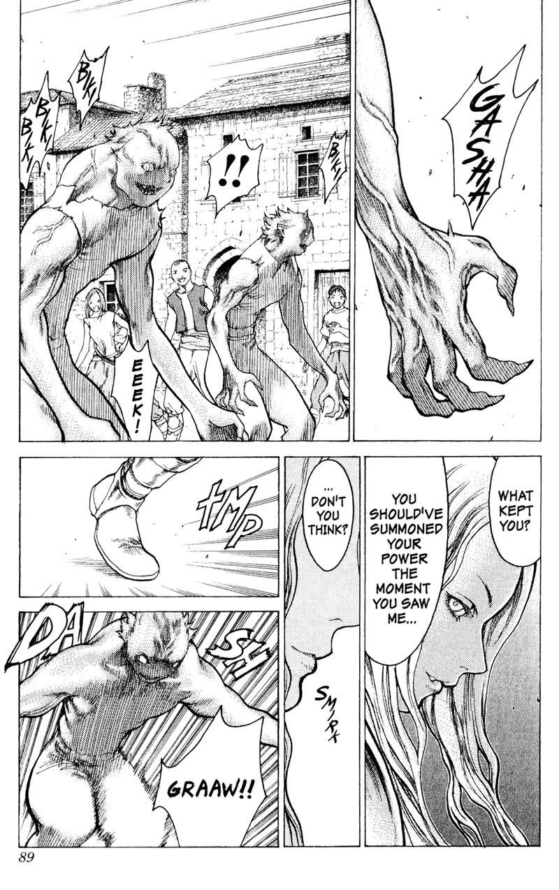 Claymore, Chapter 12, image #18