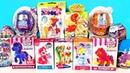 ПОНИ Mix! СЮРПРИЗЫ 2021 игрушки мультики My little pony, Kinder Surprise, Hasbro, Sweet Box unboxing