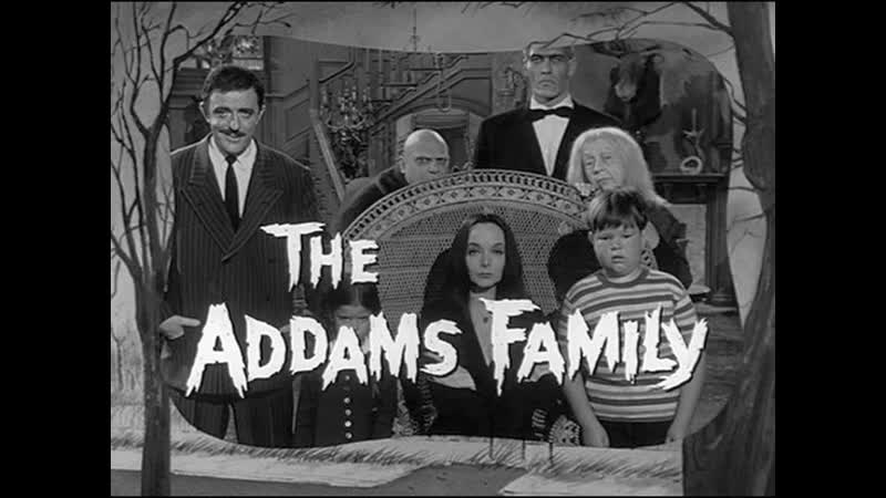 The Addams Family Morticia Joins The Ladies League s 1eр 6