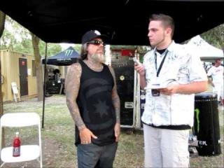 An Interview with Fieldy of Korn ()