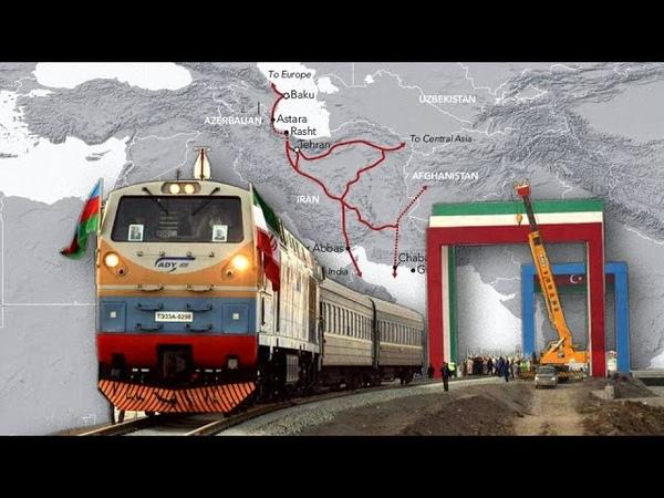 19 07 20г Новая железная дорога свяжет Россию и Индию