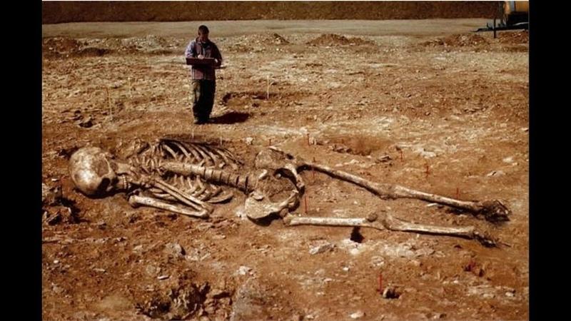 Найдены останки великанов Археологические доказательства существования древней расы