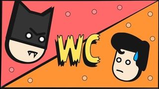 Бэтмен против Супермена [WC]