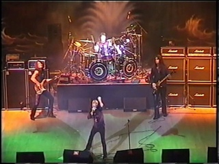 DIO - One Night In The City - Evil Eyes (Live 2005)