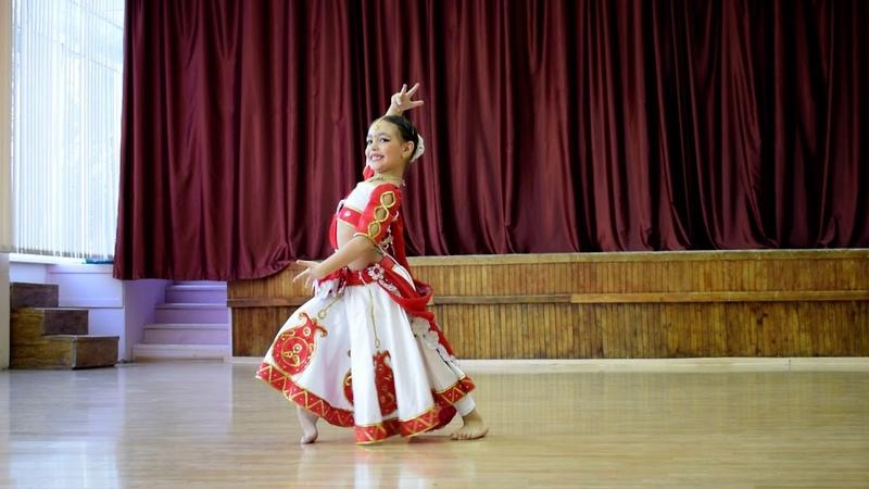 Гаджиева Амина Индийская кукла Соло До 9 лет Достояние русской культуры детям 2020