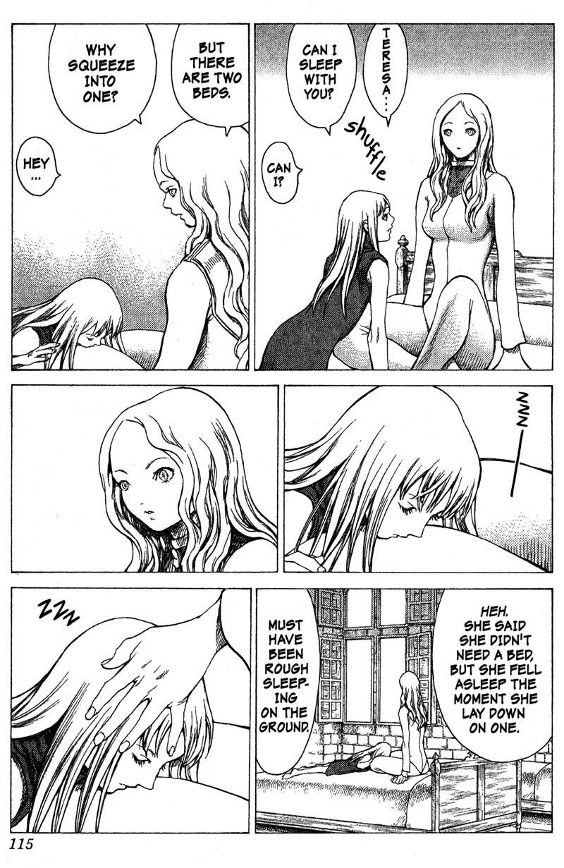 Claymore, Chapter 19, image #12