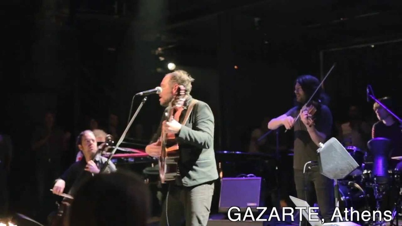 Tom Baxter Tell Her Today live @ Gazarte Athens Special Guest Stavros Lantsia