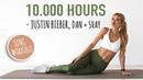 Dan Shay Justin Bieber 10 000 Hours AB WORKOUT SLOW INTENSE No Equipment I Pamela Reif