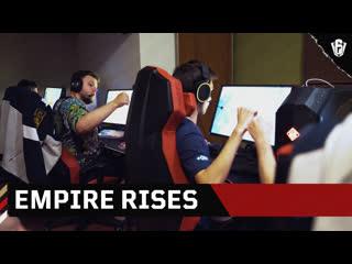 Empire Rises #1 vlog | Team Empire | Rainbow Six: Siege