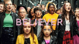 Imagine Dragons - Believer (Thunder)   Cover by One Voice Children's Choir