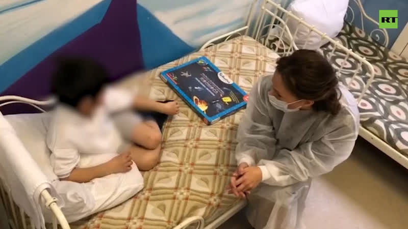 Мальчика жившего в хижине в лесу в районе Балашихи доставили в больницу