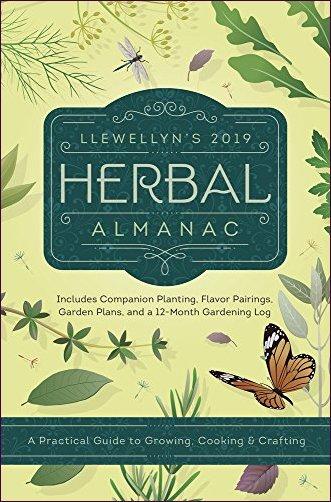 Llewellyns 2019 Herbal Almanac