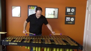 Penelope (for Solo Vibraphone) by Nathan Daughtrey