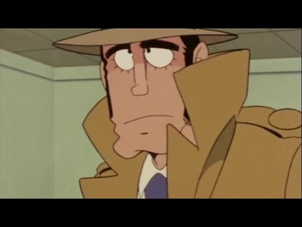 Pops of Interpol The Best of Inspector Zenigata (Lupin III)