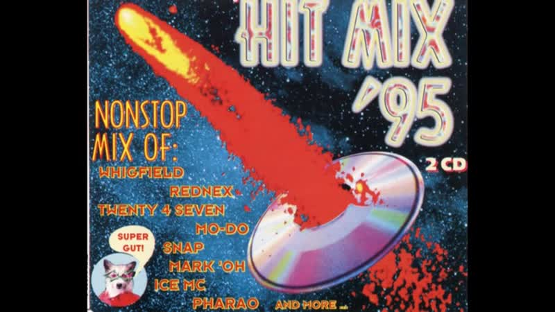 Hit Mix 95 Non Stop Mix Of CD 2