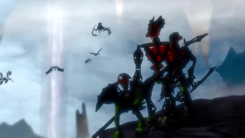 Бионикл анимация пришествие макут на Карда Нуи И спасибо вам за 10 тыс подписчиков