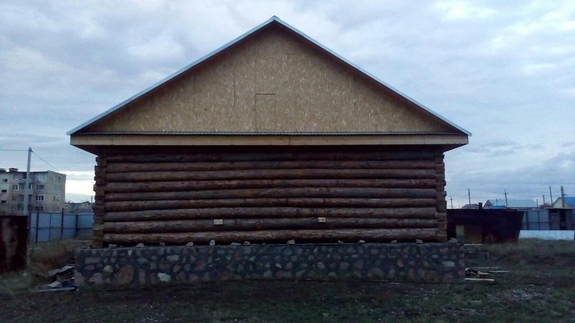 Анон.Продается недостроенный дом | Объявления Орска и Новотроицка №8269