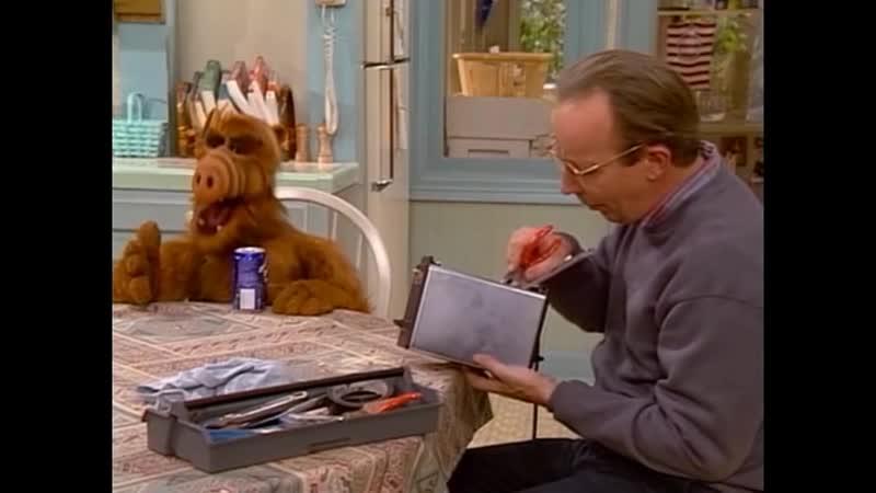 Alf Quote Season 1 Episode 15 Думаю