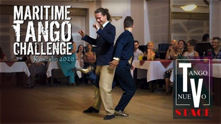 Maritime Tango Challenge 2020: Tymoteusz Ley & Joscha Engel