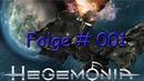 Let`s Play Haegemonia Legions of Iron HD Folge 001 Von der Erde