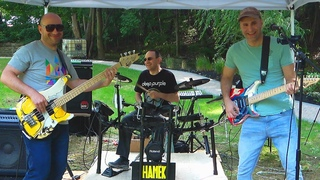 You Can't Do That - Namek Band @ Cleveland Cultural Gardens  (Beatles Hard Days Night Cover)